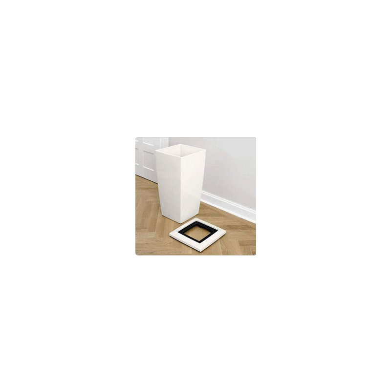 lechuza cubico alto 40 x 40 x 105 169 95 hydrokultur sp. Black Bedroom Furniture Sets. Home Design Ideas