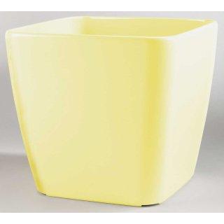 PM Design Quadro ( 21 x 21 x 20 ) Vanille hochglanz