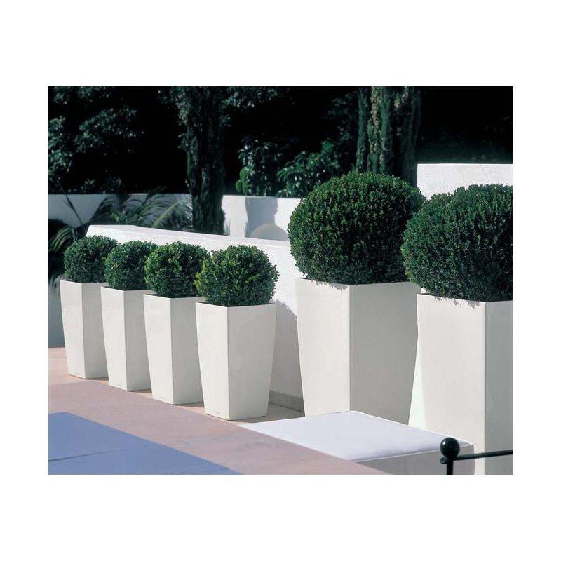 lechuza cubico color langzeitbew sserung 40 x 40 x 75 99 95. Black Bedroom Furniture Sets. Home Design Ideas
